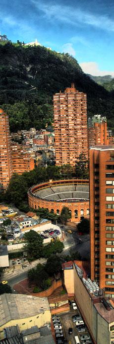 Kolumbia - miasta